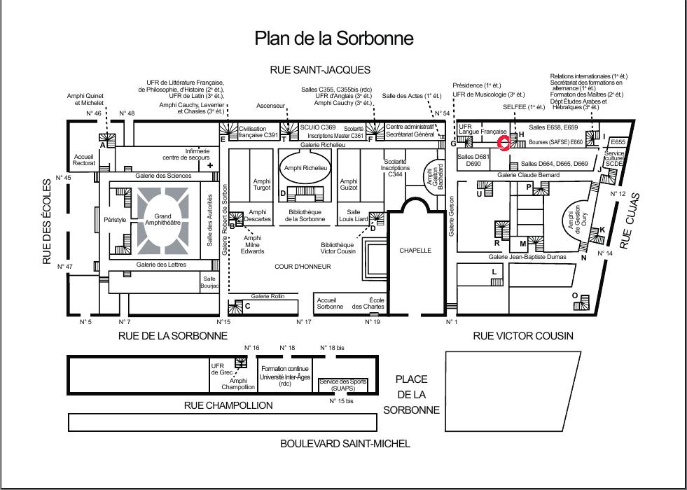Sorbonne Calendrier.Calendrier 2009 2010 Reverdie